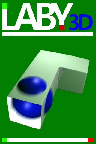 Screenshot Laby3D