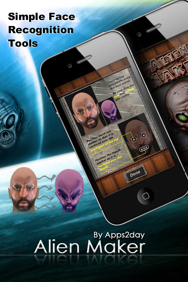 Screenshot Alien Maker