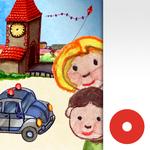 Wunderwimmelbuch - Meine Stadt. Das interaktive Wimmelbuch als Wimmel-App.