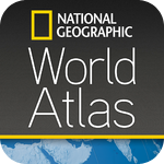 National Geographic World Atla... app for ipad